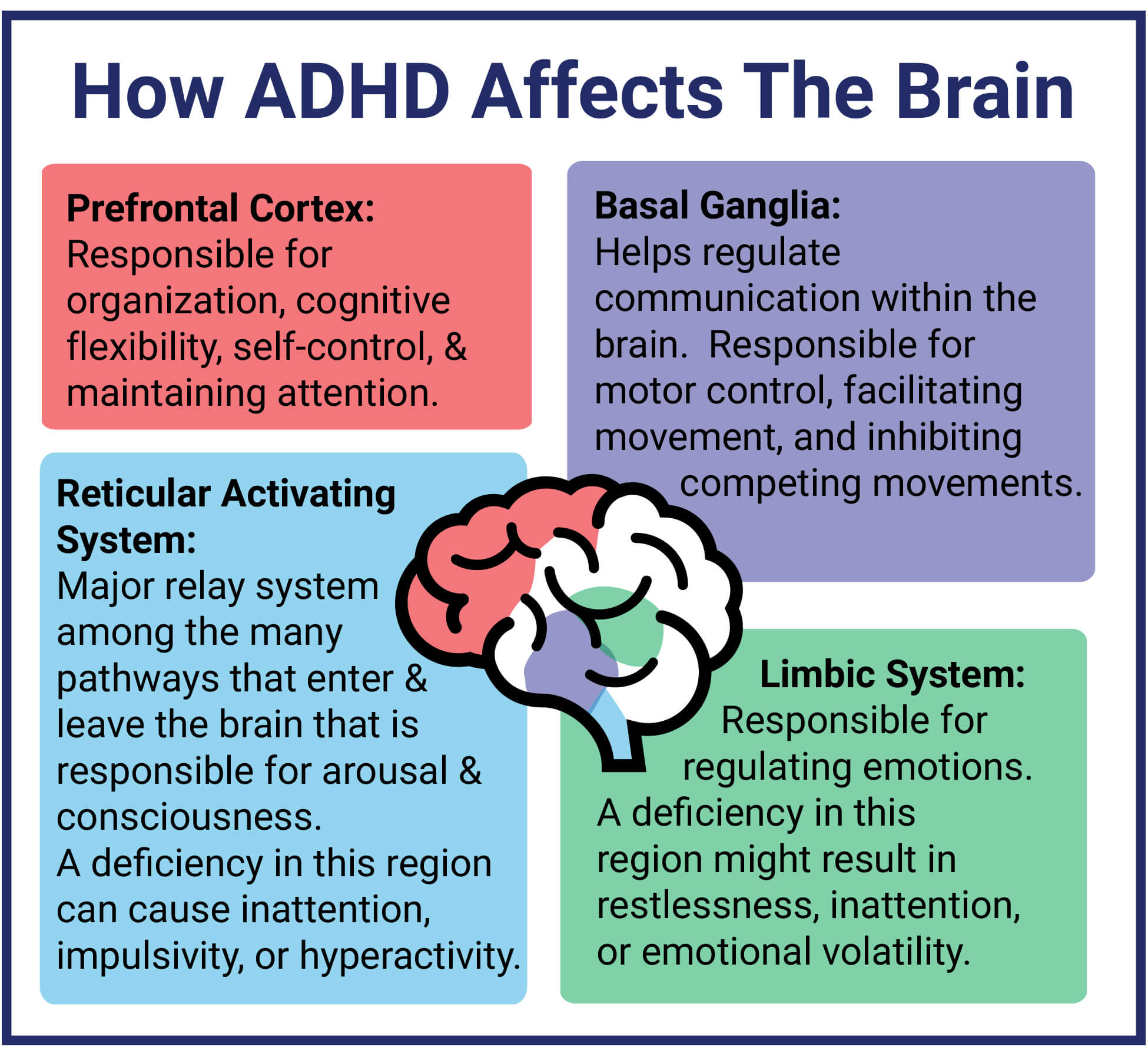 What is ADHD? An Overview of the Causes and Signs of ADHD ...